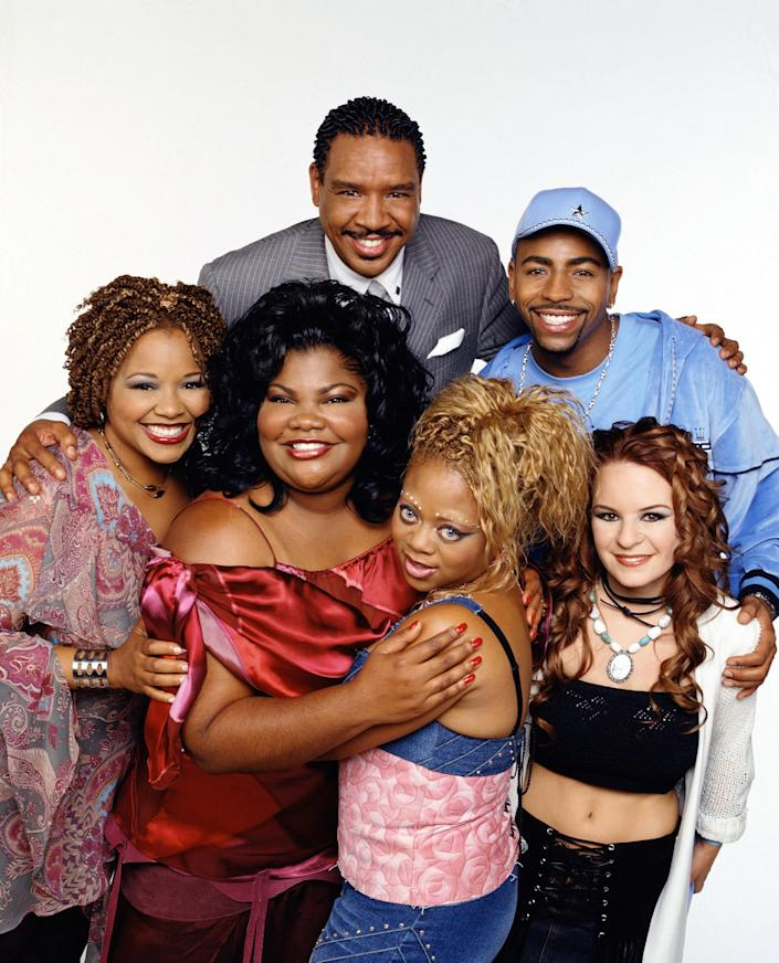 Cast Of 'The Parkers' (CBS / Getty Images)