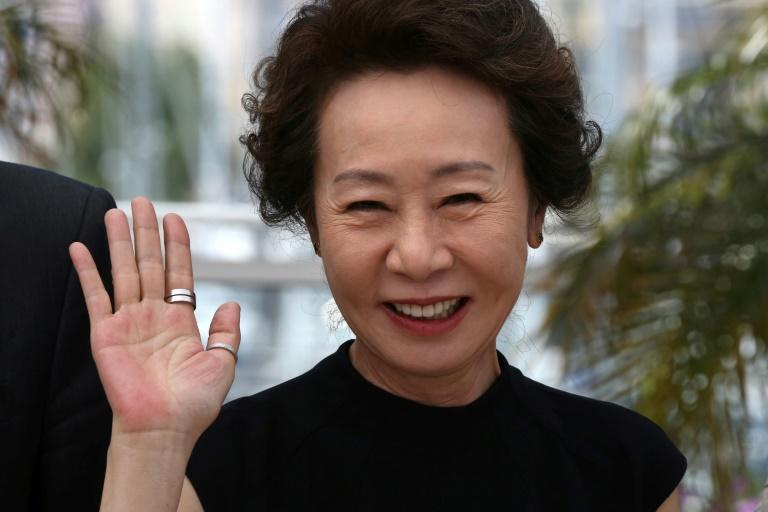 "South Korean actress Youn Yuh-jung played a cruel and rich heiress betrayed by her husband in the 2012 thriller ""Taste of Money"", which was presented at the Cannes Film Festival"