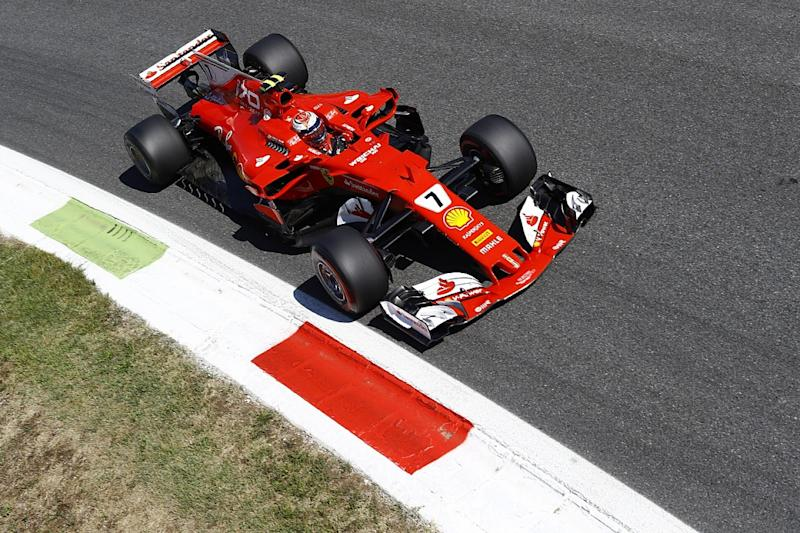 How Monza challenges modern F1 engines