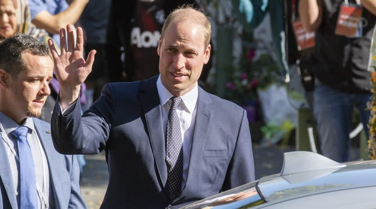 Christchurch mosque shooting: In New Zealand, Prince William says extremism must be fought