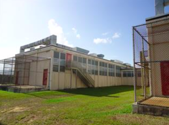 <em>Ray has been imprisoned at the Holman Correctional Facility in Alabama for nearly 20 years (Wikipedia)</em>