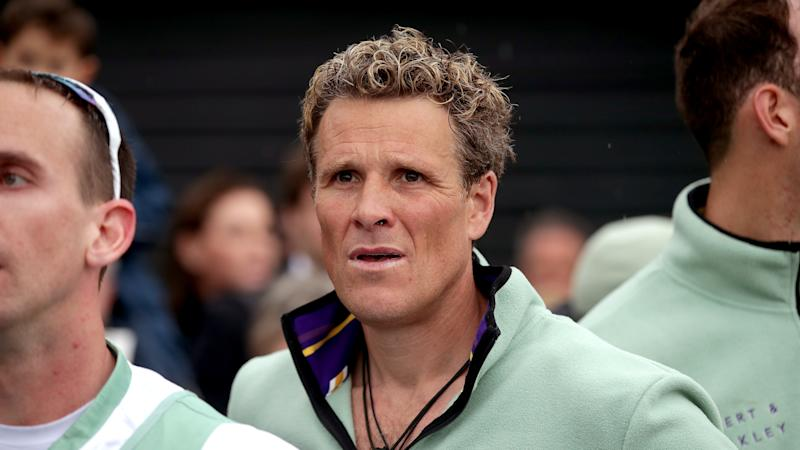 James Cracknell's Strictly dream 'nearly came to an end' after bike crash