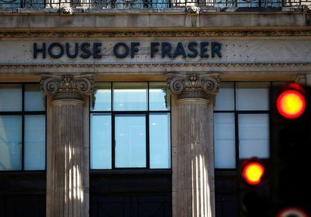 Philip Day mooted for House of Fraser takeover bid