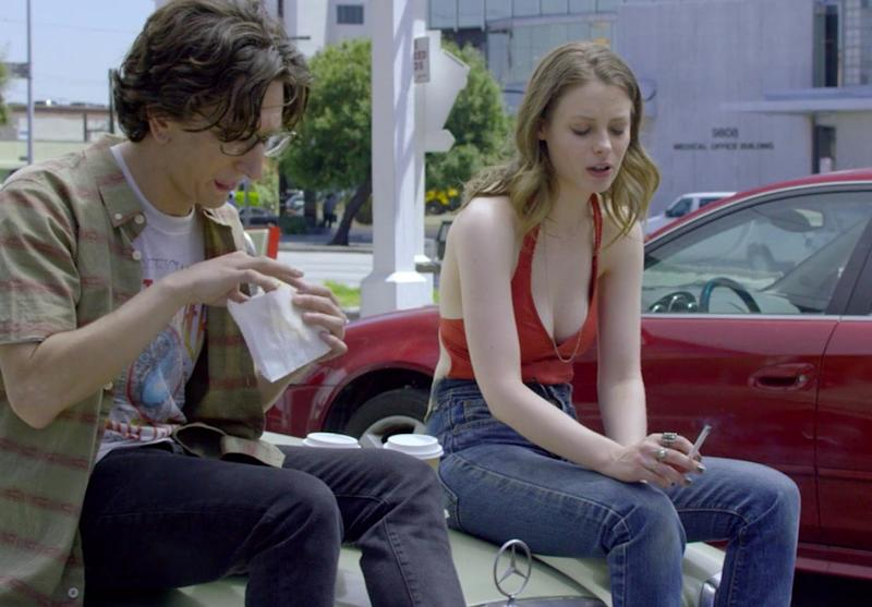 Paul Rust and Gillian Jacobs as the mismatched Gus and Mickey in Netflix's 'Love'Netflix