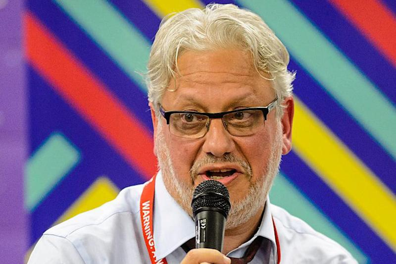 Momentum makes its mark: Jon Lansman has been elected to one of three newly created seats on the NEC: Matt Crossick/ EMPICS