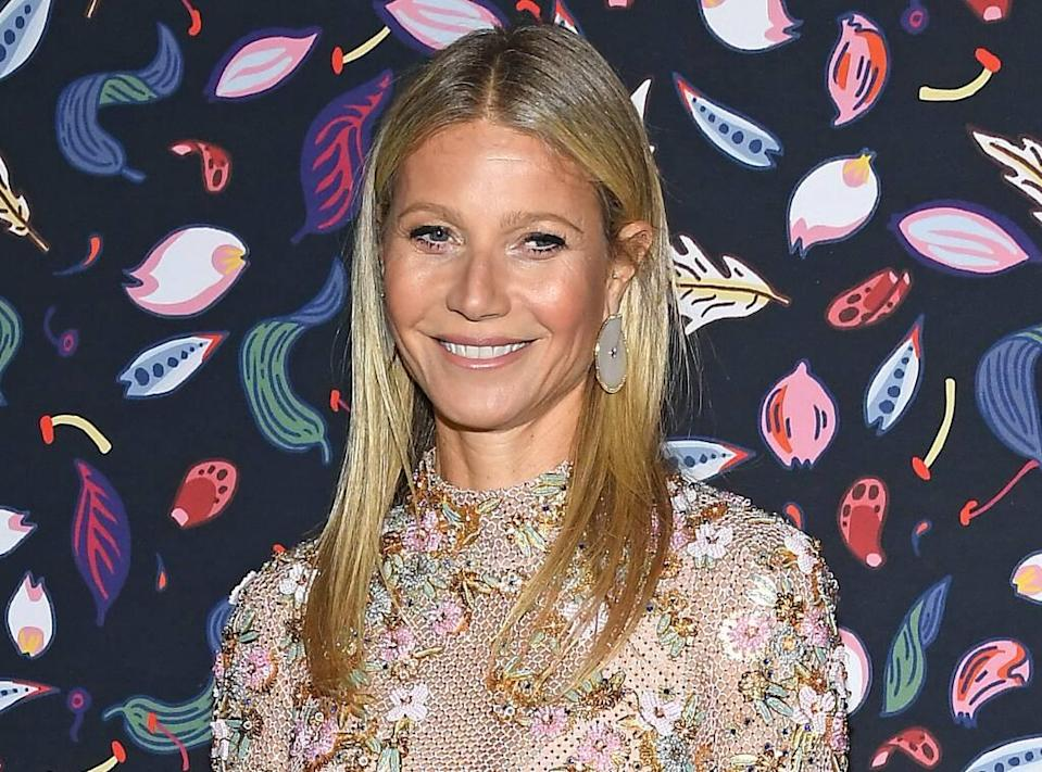 Gwyneth Paltrow, Harper's Bazaar Exhibition