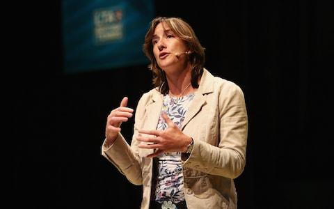 Dame Katherine Grainger wants more women on boards - Credit: Getty Images Europe