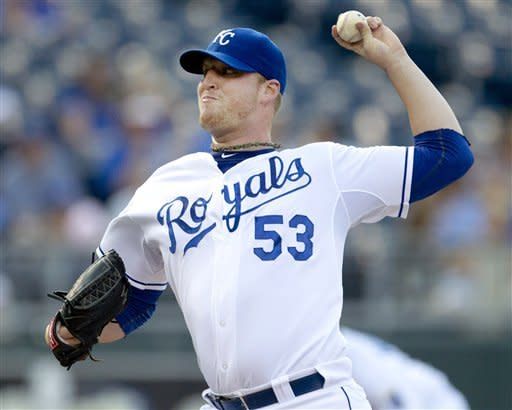 Smith, Getz lead Royals over A's