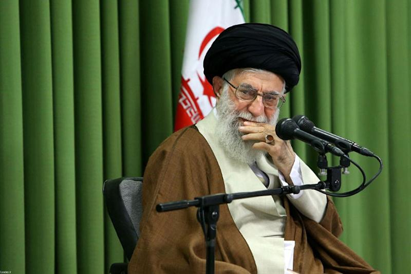Iran's Supreme Leader Ayatollah Khamenei Says Use of Nuclear Weapons is 'Haram' for Tehran