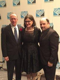 Sarah and Elie Hirschfeld Honored by Israel Bonds With Israel69 Award