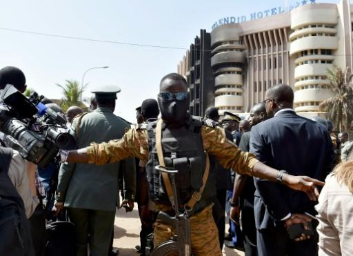 W. Africa to 'fight back' as Burkina hotel gunmen named