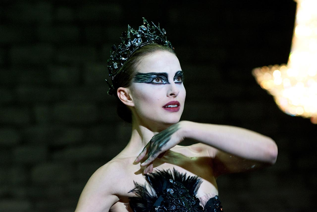 "Natalie Portman did train as a dancer for ""Black Swan,"" but she was called out by her body double, who said she didn't do many of her own moves."