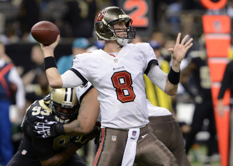 Glennon says he can learn from Bucs starter McCown
