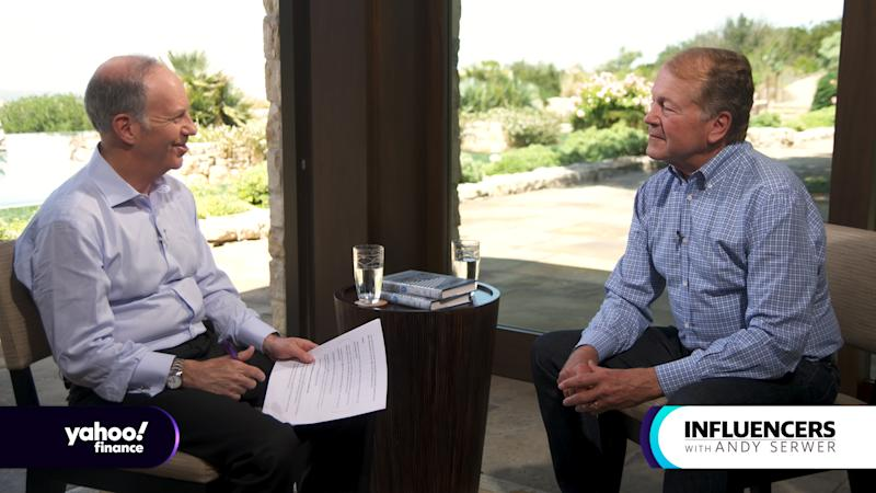 Former Cisco CEO John Chambers appears on Influencers with Andy Serwer.