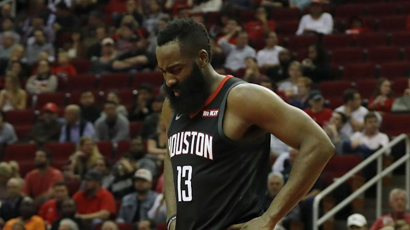 NBA wrap: Spurs top cold-shooting Rockets, James Harden