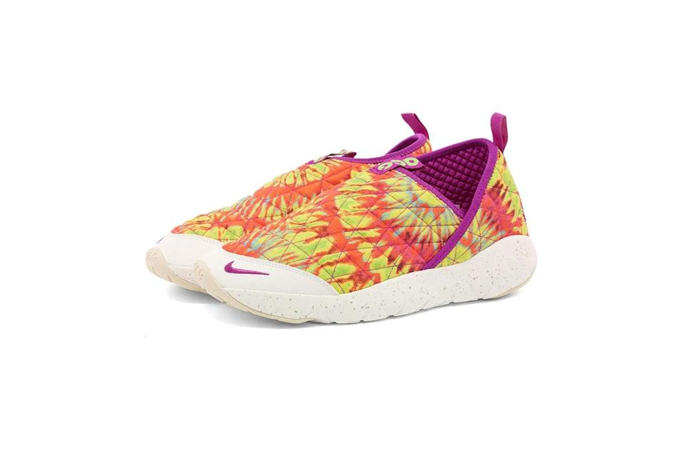 "$89, End Clothing. <a href=""https://www.endclothing.com/us/nike-acg-moc-3-0-cw2463-300.html"" rel=""nofollow noopener"" target=""_blank"" data-ylk=""slk:Get it now!"" class=""link rapid-noclick-resp"">Get it now!</a>"