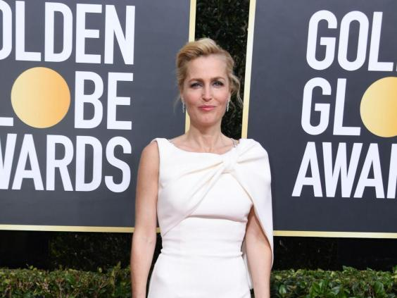Gillian Anderson will play Margaret Thatcher in the new season of 'The Crown' (AFP via Getty Images)