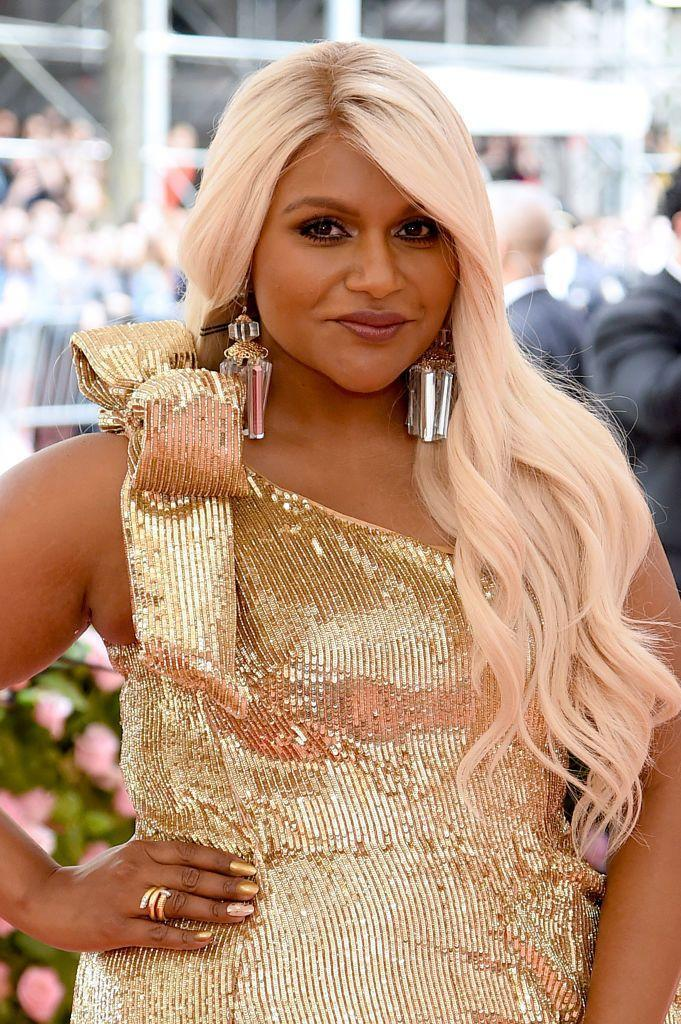 """<p><strong>Real name: </strong>Vera Mindy Chokalingam</p><p>Mindy's birth name is super long. So, she kept her middle name and <a href=""""https://www.instyle.com/celebrity/celebrities-you-never-knew-changed-their-names"""" rel=""""nofollow noopener"""" target=""""_blank"""" data-ylk=""""slk:shortened her last name to Kaling"""" class=""""link rapid-noclick-resp"""">shortened her last name to Kaling</a>. </p>"""