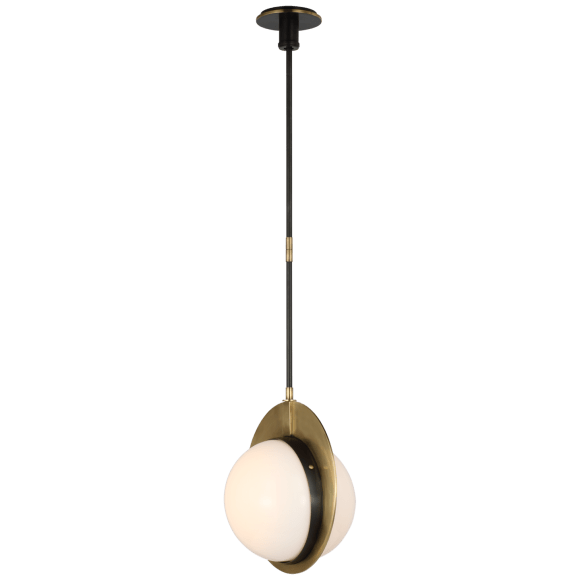 "<p><strong>Visual Comfort</strong></p><p>circalighting.com</p><p><strong>$1299.00</strong></p><p><a href=""https://www.circalighting.com/quando-medium-globe-pendant-tob5748/"" rel=""nofollow noopener"" target=""_blank"" data-ylk=""slk:Shop Now"" class=""link rapid-noclick-resp"">Shop Now</a></p><p>Add a statement to your kitchen with a pair of these globe lights over the island. </p>"