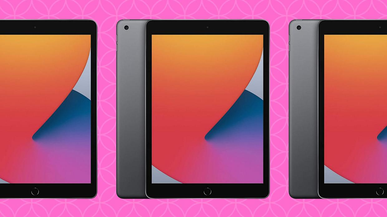 The newest Apple iPad — smart, and pretty too! (Photo: Apple)