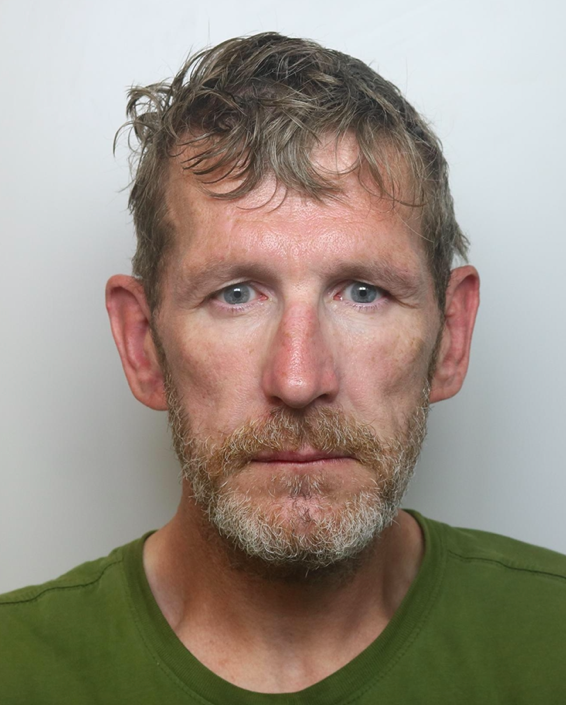 Alan Terence Cotton was jailed for seven years and six months after pleading guilty to aggravated burglar. (Reach)