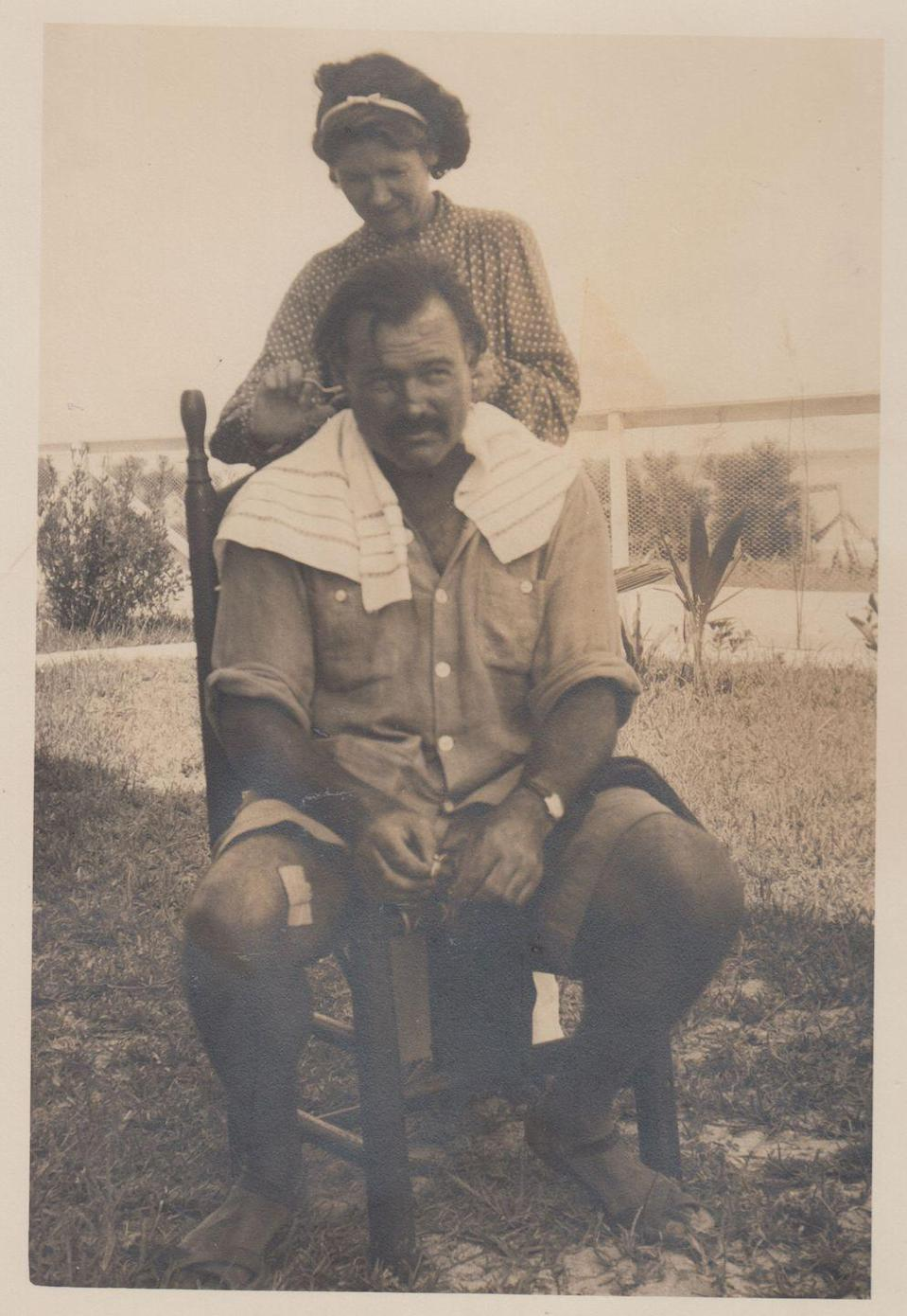 Photo credit: Ernest Hemingway Collection. John F Kennedy Presidential Library and Museum, Boston