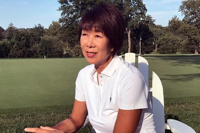 Maryland businesswoman leading launch of Japanese league
