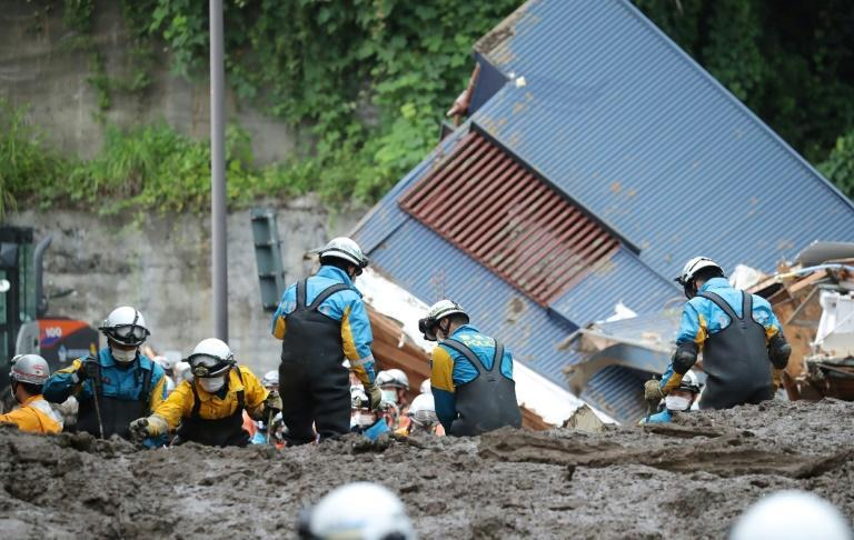 Confirming the number of people missing after the disaster has been complicated