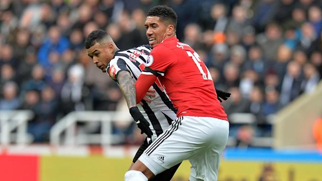 The Frenchman will get most of the criticism after Man Utd were beaten by Newcastle on Sunday but it's the centre back duo who are the real problem