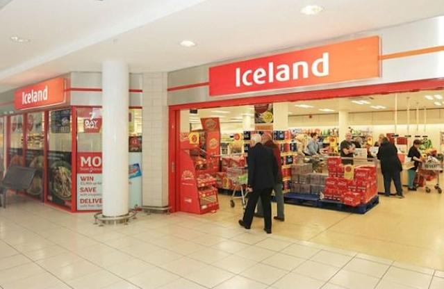 Iceland in West Belfast, which will open early exclusively for the elderly during the coronavirus pandemic.