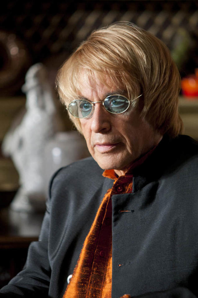 """Al Pacino in HBO Films? """"Phil Spector,"""" debuting Sunday, March 4 on HBO."""