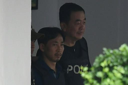 North Korean arrested in Kim killing released