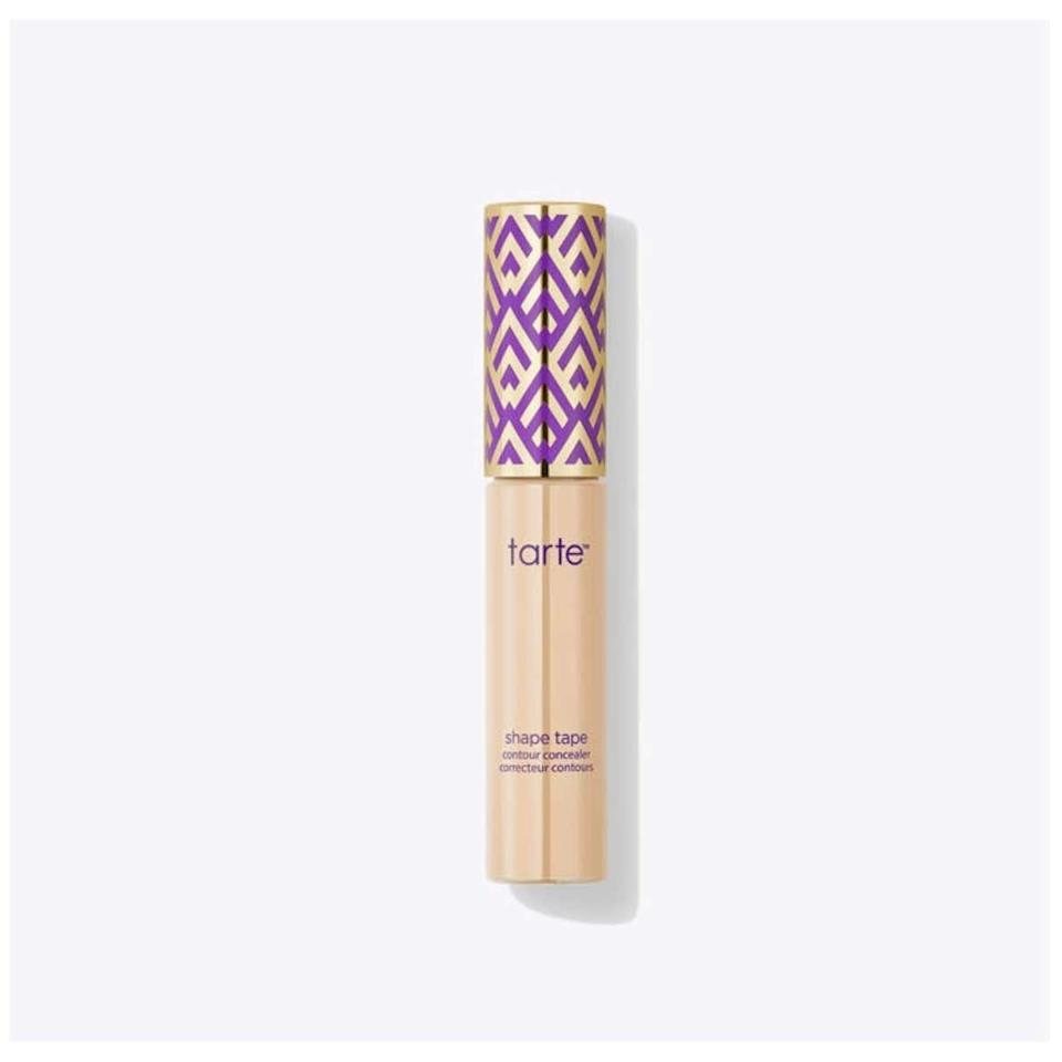 "Have a pimple? No problem. This concealer is a lifesaver. I also love it for covering my dark circles; consider this your beauty rest in a tube (and a lovely stocking stuffer). <em>—Madison Dalbow, Merchandise and Service Coordinator at Ulta Beauty in Cranberry Township, PA</em> $27, Ulta. <a href=""https://www.ulta.com/double-duty-beauty-shape-tape-contour-concealer?productId=xlsImpprod14251035"">Get it now!</a>"