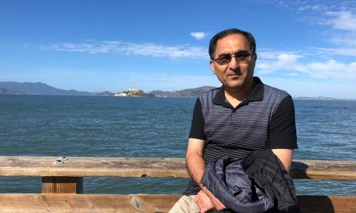 Iranian scientist in US jail contracts coronavirus after pleading for release