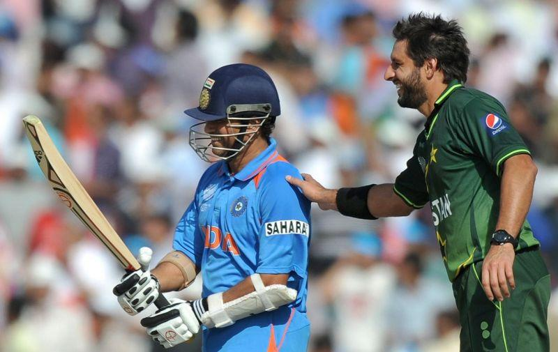 Tendulkar was like a cat with many lives in this innings