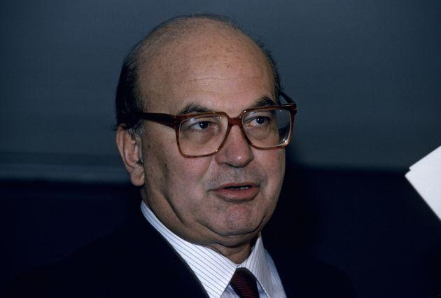 NEW YORK, NY - SEPTEMBER 5:  Italian Prime Minister Bettino Craxi during an interview on September 5, 1988 in New York, New York. (Photo by Santi Visalli/Getty Images)  (Photo: Santi Visalli via Getty Images)