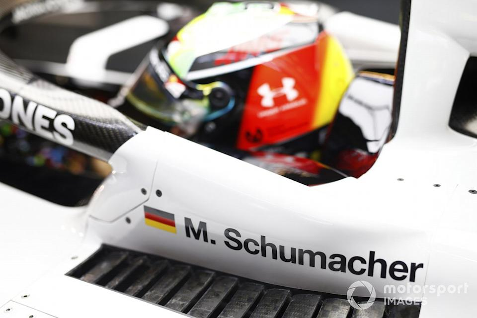 "Mick Schumacher, Haas F1<span class=""copyright"">Andy Hone / Motorsport Images</span>"