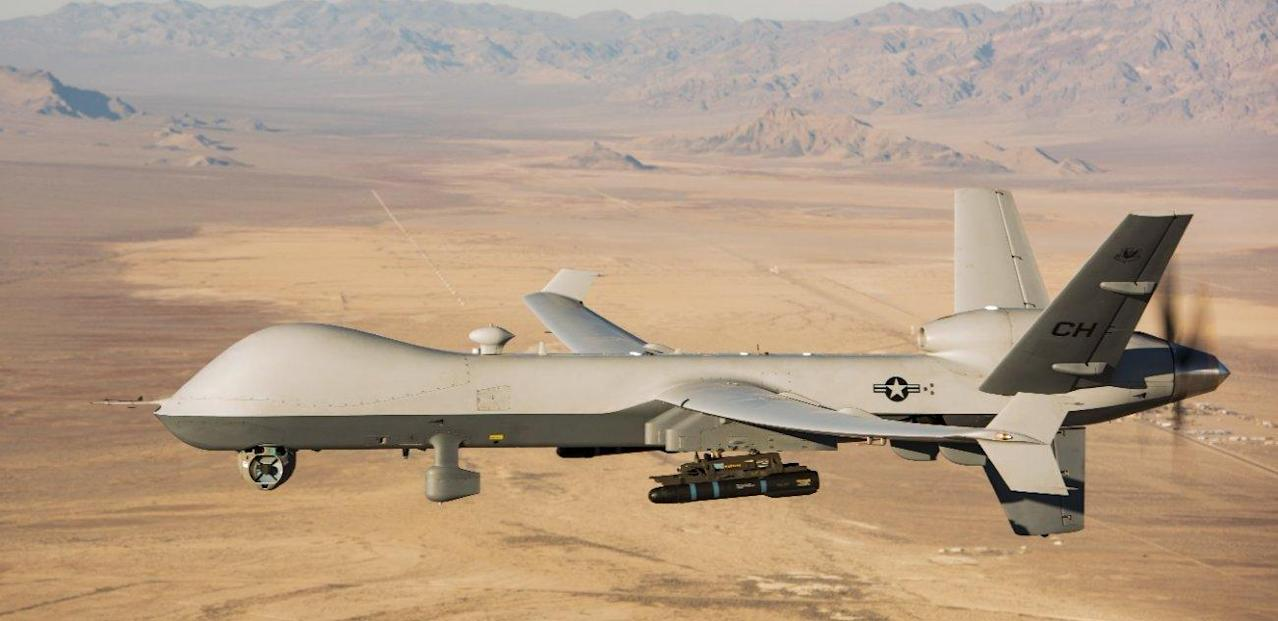 Is the U.S. Air Force Developing an Autonomous Killer Drone?