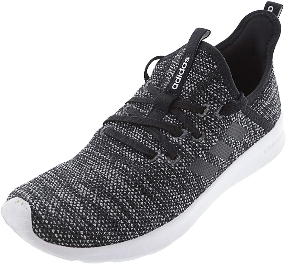 "<h3>Adidas Cloudfoam Pure Sneaker<br></h3><br>This Adidas sneaker/bootie hybrid experienced a recent surge in popularity, hopping from slot 76 to slot 15 in the Fashion category, for an increase of over 400%. We can see why: reviewers find it to be a flexible, supportive option for walking and erranding — in other words, pretty much all we're doing these days.<br><br><em>*August 2020 Mover and Shaker</em><br><br><strong>Adidas</strong> Adidas Cloudfoam Pure Sneaker, $, available at <a href=""https://www.amazon.com/adidas-Performance-Womens-Cloudfoam-Running/dp/B071LF6R2R/ref=cm_cr_srp_d_product_top?ie=UTF8"" rel=""nofollow noopener"" target=""_blank"" data-ylk=""slk:Amazon"" class=""link rapid-noclick-resp"">Amazon</a>"