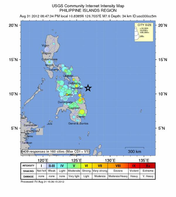 Why Philippines Earthquake Tsunami Warning Was Cancelled