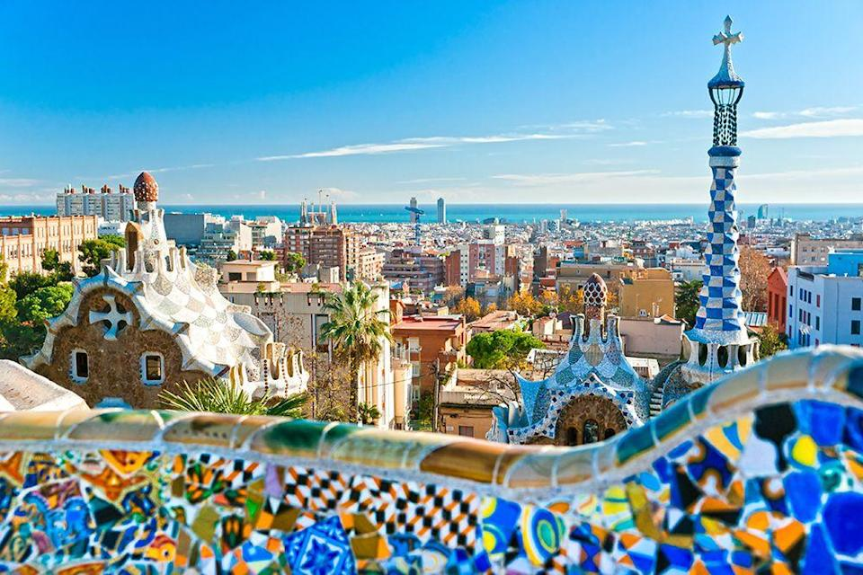 <p>Unsurprisingly, the closer to home you stay, the cheaper your flights will likely be, which is why Barcelona is such a great option. Not only do you get the sun on your side and the coast, but a city dripping in culture and things to do. Did someone say 'mini-moon'?</p>