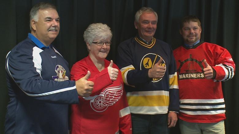 Local players, cheap tickets: West Coast Senior Hockey League drops 1st puck this weekend