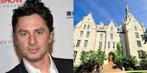 <p><strong>Northwestern University</strong></p><p>Braff specifically studied at Northwestern University's School of Communication. He became a brother of the Phi Kappa Psi fraternity and graduated with a B.A. in film. </p>