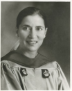 "<p>She was not only the first woman to become a member of the student-run legal journals from each school, but the first person, ever. Which is not to say she didn't experience discrimination based on her gender. As depicted in the movie about Ginsburg's life, <a href=""https://www.amazon.com/Basis-Sex-Felicity-Jones/dp/B07M5HLCKH?tag=syn-yahoo-20&ascsubtag=%5Bartid%7C10055.g.34111816%5Bsrc%7Cyahoo-us"" rel=""nofollow noopener"" target=""_blank"" data-ylk=""slk:On the Basis of Sex,"" class=""link rapid-noclick-resp""><em>On the Basis of Sex</em>,</a> one of her professors at Harvard once made her and her female colleagues justify why they deserved a position that could have gone to a man. Ginsburg was later <a href=""https://www.aclu.org/other/tribute-legacy-ruth-bader-ginsburg-and-wrp-staff"" rel=""nofollow noopener"" target=""_blank"" data-ylk=""slk:quoted as saying"" class=""link rapid-noclick-resp"">quoted as saying</a> she went to law school for ""for personal, selfish reasons. I thought I could do a lawyer's job better than any other.""</p>"