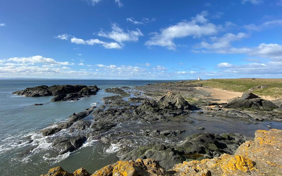 'The feisty birthplace of Robinson Crusoe swims in Viking legends' - ROBIN MCKELVIE