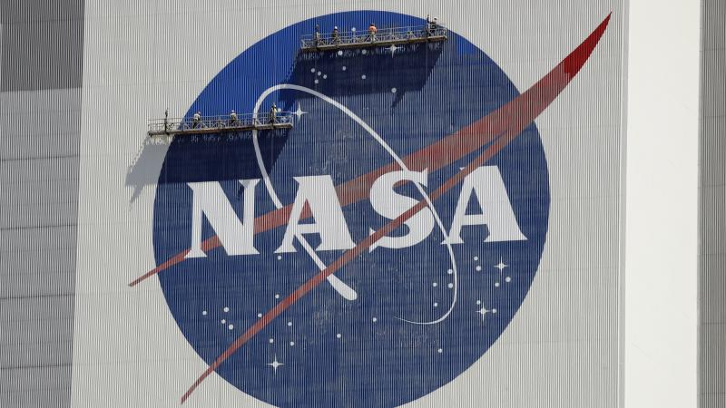 Astronauts arrive for Nasa's first home launch in decade