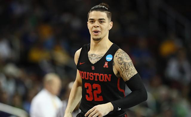 <p>Then: Gray, and his man bun, took the hoops world by storm by leading Houston to a six seed in the NCAA Tournament and scoring 39 points in a first-round win over San Diego State. His 23 points and 10 rebounds weren't enough against eventual tournament runner-up Michigan, as Houston's run ended after one game.<br>Now: Gray went undrafted following the 2018 Dance and is currently playing in the G League where he's averaging just over 17 ppg for the Fort Wayne Mad Ants. </p>