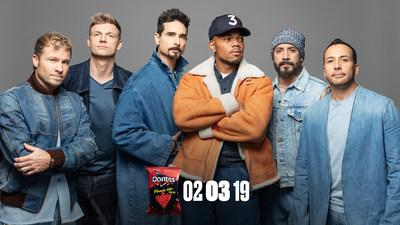 Chance the Rapper and the Backstreet Boys remix