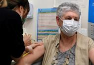 Australian authorities are trying to speed up their vaccine rollout