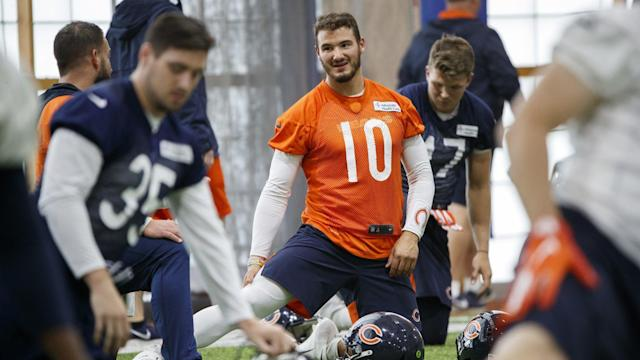 The end of the Bears' spring practices starts Chicago's summer of anticipation — is it September yet?